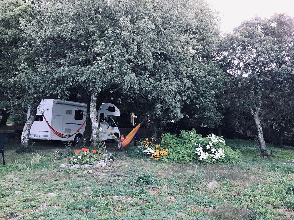 Noleggio camper Sardegna