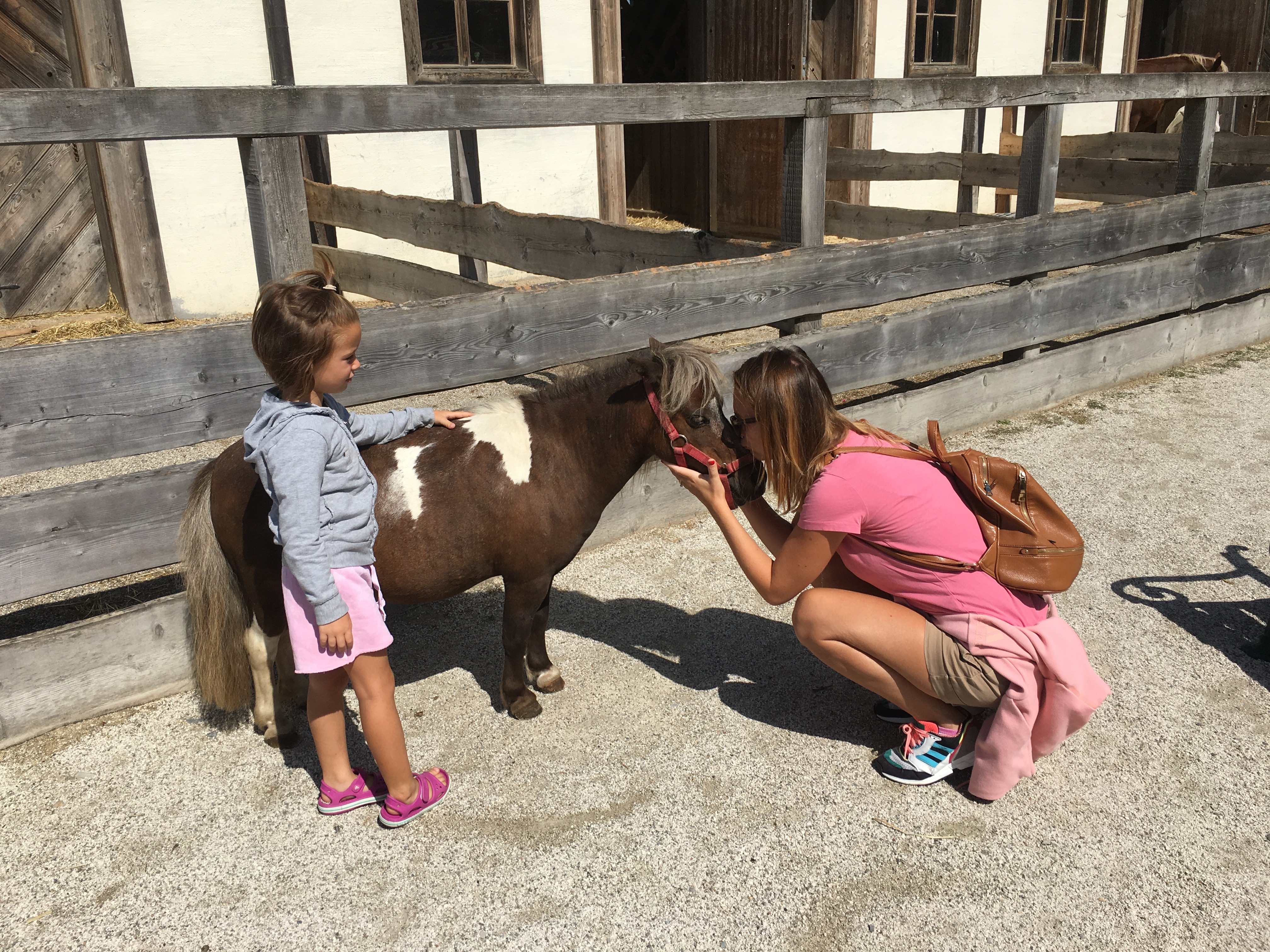 austria con i bambini
