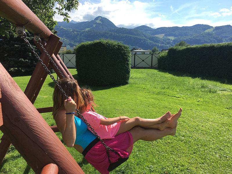 Un assaggio di Austria con i bambini
