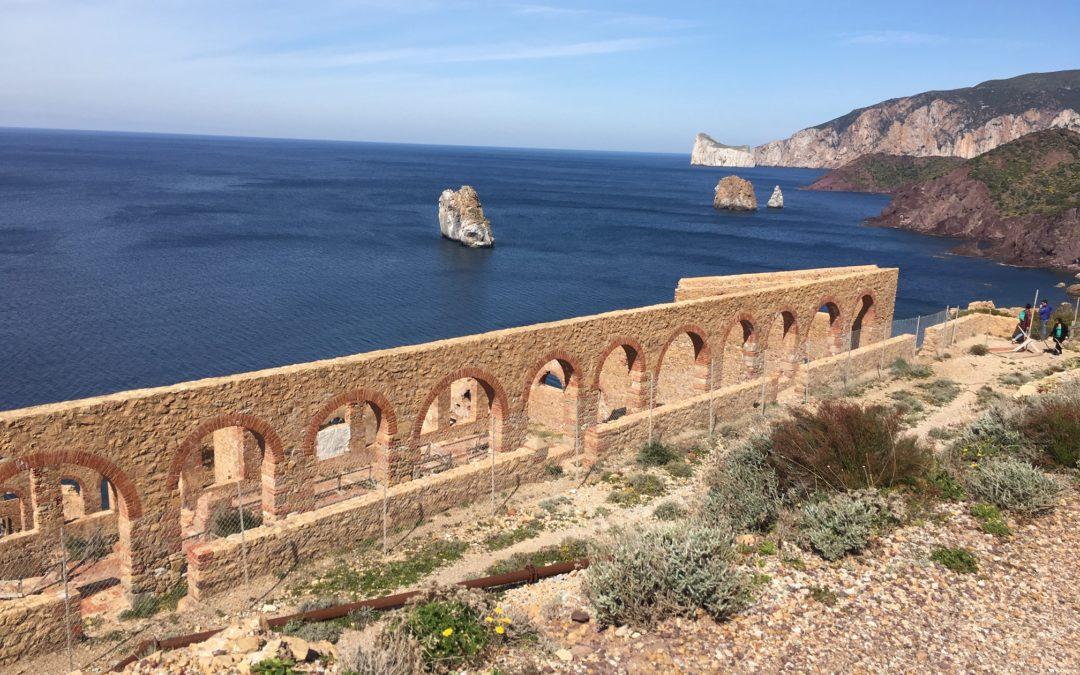 Una gita alla Laveria Lamarmora e due delle spiagge più belle della Sardegna