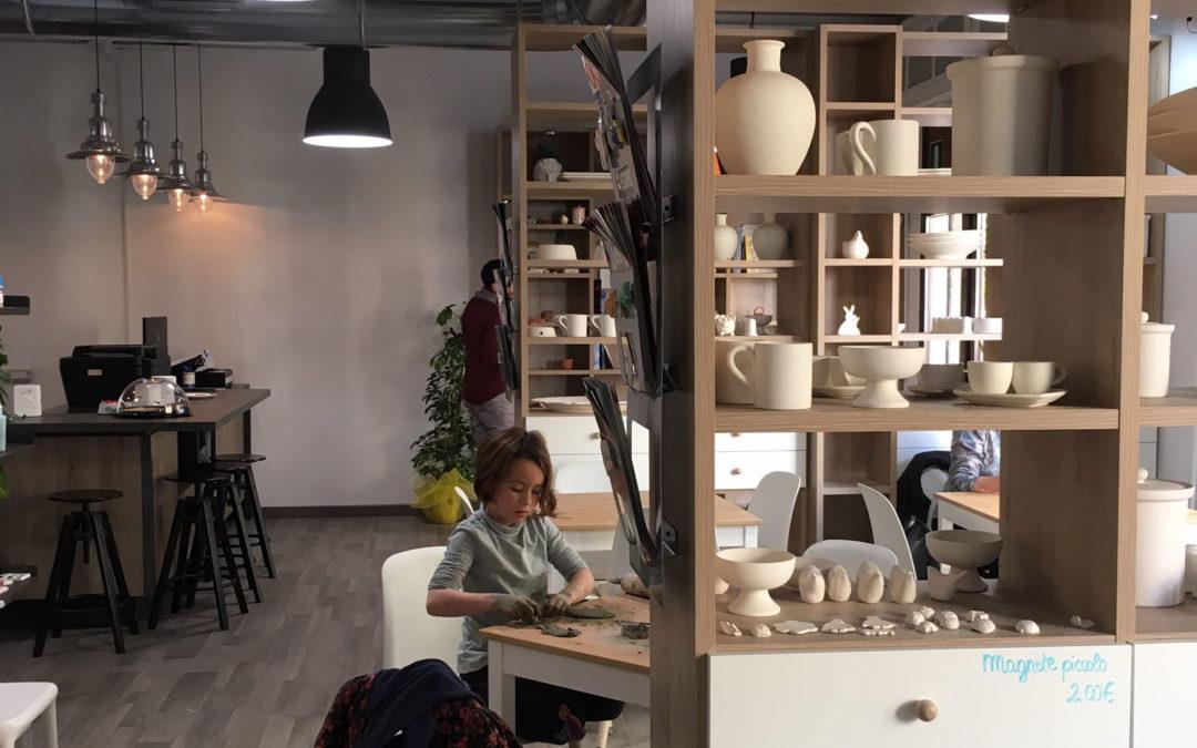 Be Mug: un pomeriggio di gioco e creatività con l'argilla
